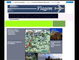 viagem.decaonline.com screenshot