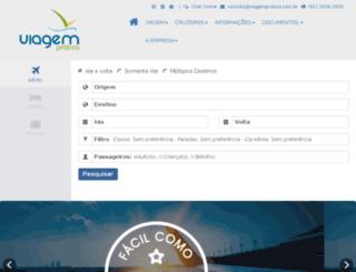 viagempratica.com.br screenshot