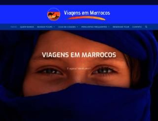 viagens-em-marrocos.com screenshot
