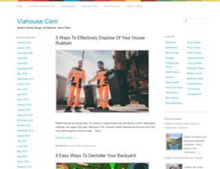 viahouse.com screenshot