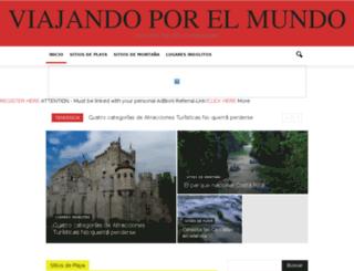 viajandopormundo.com screenshot