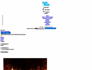 viajaraamsterdam.com screenshot