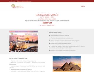 viajescalifornia.com.mx screenshot