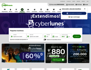 viajesfalabella.com.co screenshot