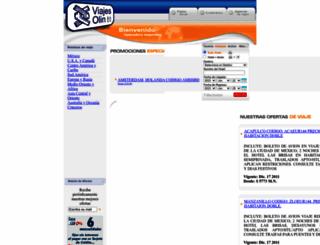 viajesolin.com screenshot