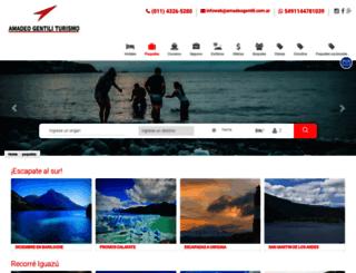 viajesyfamilias.com.ar screenshot