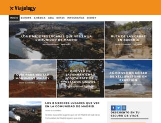 viajology.com screenshot