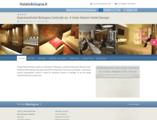 vialemasinihotel.hotelsbologna.it screenshot