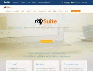 vialogicasistemas.mysuite.com.br screenshot
