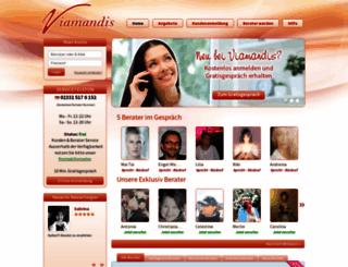 viamandis.de screenshot