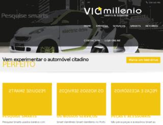 viamillenio.pt screenshot
