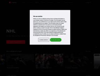 viasatsport.se screenshot