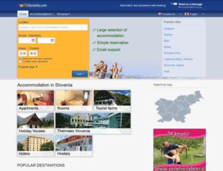 viaslovenia.com screenshot
