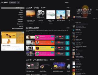 vibbidi.com screenshot