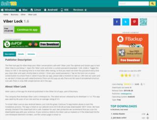 viber-lock.soft112.com screenshot