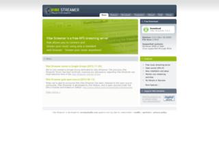 vibestreamer.com screenshot