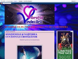 vibratiavindecarii.blogspot.ro screenshot