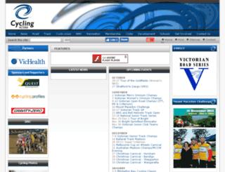vic.cycling.bvit.com.au screenshot