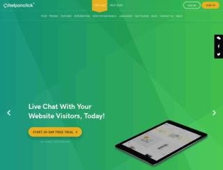 vic.helponclick.com screenshot