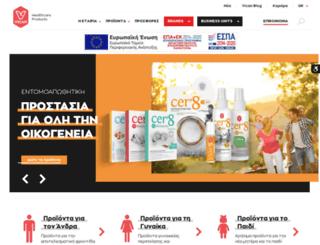 vican.gr screenshot