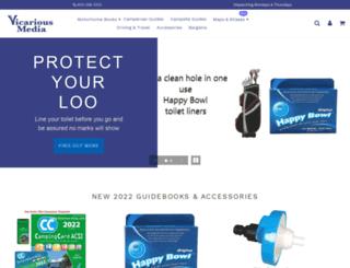 vicarious-shop.com screenshot