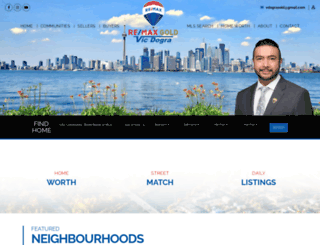 vicdogra.ca screenshot