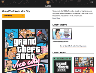 vicecity.com screenshot