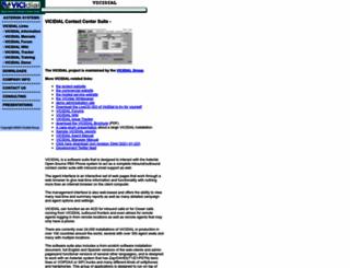 vicidial.org screenshot