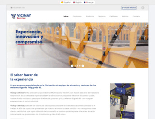 vicinaycemvisa.com screenshot