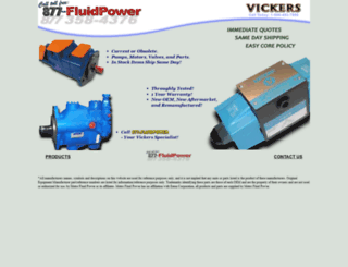 vickers.com screenshot
