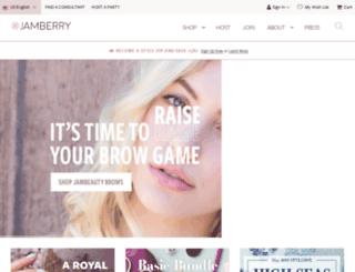 vickiesjammies.jamberrynails.net screenshot