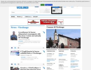 vicolungo.netweek.it screenshot