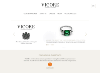 vicore.com screenshot