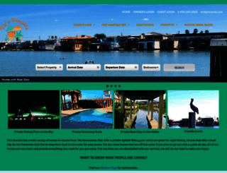 vicrents.com screenshot