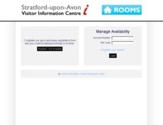 vicrooms.co.uk screenshot