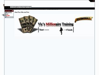 vicsmillionaires.com screenshot