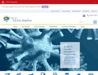 victor.sa.gov.au screenshot