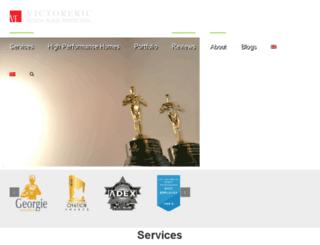 victoreric.com screenshot