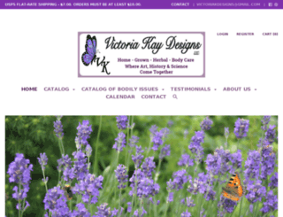 victoria-kay-design.myshopify.com screenshot