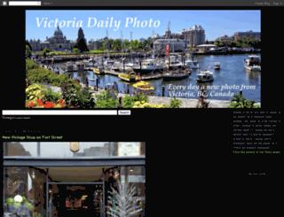 victoriadailyphoto.blogspot.com screenshot