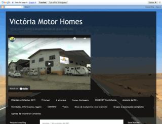 victoriamotorhomes.blogspot.com.br screenshot