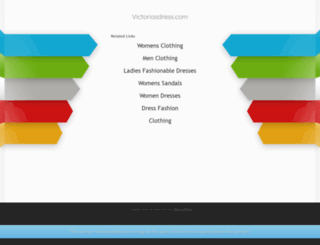 victoriasdress.com screenshot