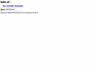 victoriavapors.com screenshot