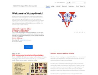 victorymusic.org screenshot
