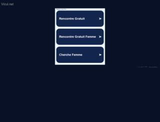 vicul.net screenshot