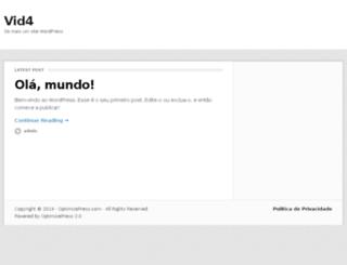 vid4.com.br screenshot