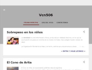 vidacotidianitica.blogspot.com screenshot