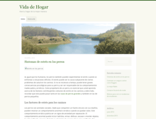 vidadehogar.wordpress.com screenshot