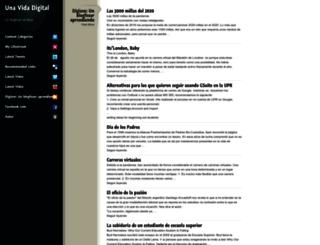 vidadigital.net screenshot