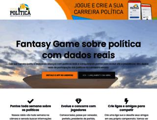vidapolitica.info screenshot
